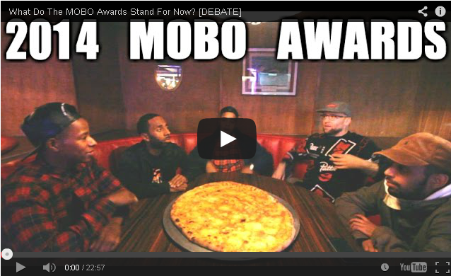 BRITHOPTV- [Debate] @JumpOffTV – 'What Do The MOBO Awards Stand For Now-' - #HipHop #UK #US