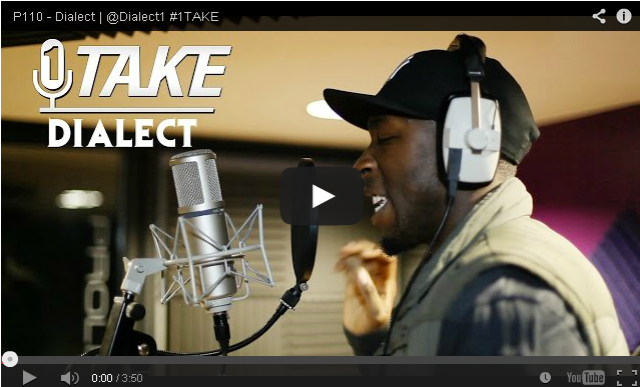 BRITHOPTV- [Freestyle Video] Dialect ( @Dialect1) – #1TAKE #Freestyle - #Grime.