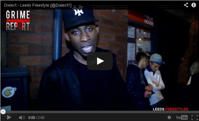 BRITHOPTV- [Freestyle Video] Dialect (@Dialect1) – ' #Leeds freestyle [@GrimeReportTV] - #Grime #UKRap