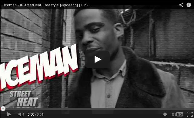 BRITHOPTV- [Freestyle Video] Iceman (@iceabg) – #StreetHeat Freestyle | #UKRap #UKHipHop