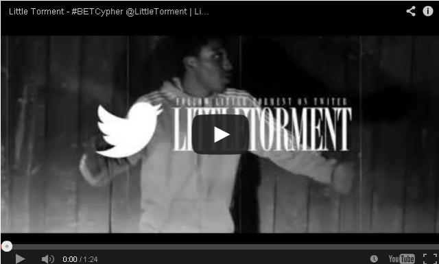 BRITHOPTV- [Freestyle Video] Little Torment (@LittleTorment) – ' #BET Cypher' Freestyle [Link UpTV] - #UKRap #UKHipHop