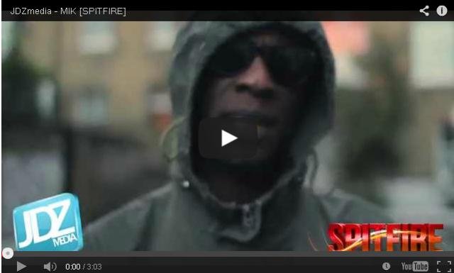 BRITHOPTV- [Freestyle Video] MIK (@thatsMIK) – ' #Spitfire' [@JDZMedia] - #Grime #UKRap.