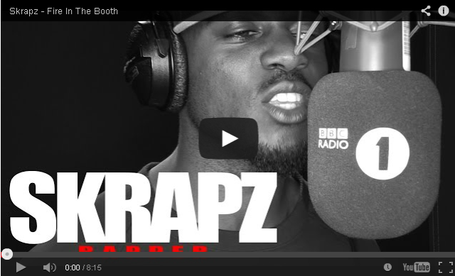 BRITHOPTV- [Freestyle Video] Skrapz (@SkrapzIsBack) – ' #FireInTheBooth' [ @CharlieSloth] - #UKRap #UKHipHop