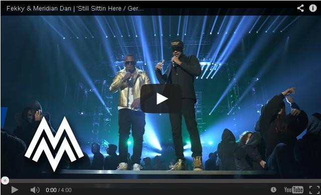 BRITHOPTV- [Live Performance] Meridian Dan(@Meridian_Dan) & Fekky (@FekkyOfficial) – 'Still Sittin Here - German Whip' live at @MOBOAwards 2014 - #Grime #UKRap