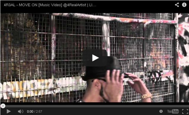 BRITHOPTV- [Music Video] 4R3AL (@4RealArtist) – 'Move On' - #UKHipHop #UKRap.