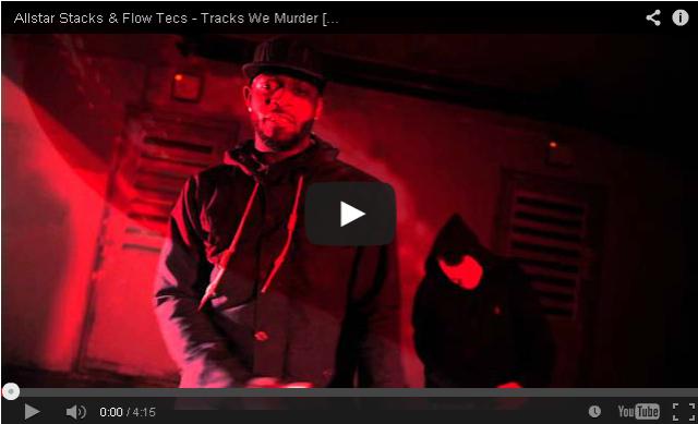 BRITHOPTV- [Music Video] Allstar Stacks (@northsidestepin) & Flow Tecs (@FlowTecs) – 'Tracks We Murder' (Prod. by @Session600 @1EDGEFM) - #UKRap #UKHipHop