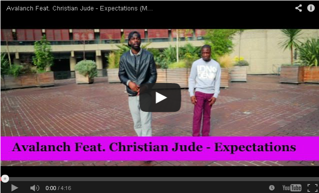BRITHOPTV- [Music Video] Avalanch (@AvalanchMusic ) – 'Expectations Feat. Christian Jude' [@MisjifTV] - #UKRap #UKHipHop.