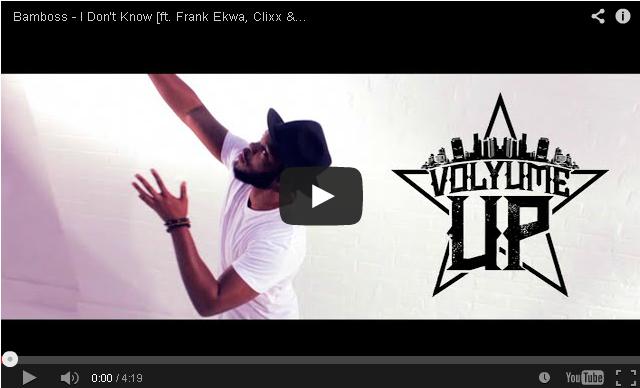 BRITHOPTV- [Music Video] Bamboss (@Bamboss) – 'I Don't Know [ft. Frank Ekwa (@FrankEkwa), Clixx (@Clixx) & Michelle Andrade (@Michellea_UK)' - #UKRap #UKHipHop