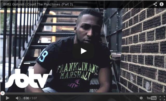 BRITHOPTV- [Music Video] Blittz Gullyish (@Boasy_Blittz) – 'Count The Punchlines (Part 3)' - #UKRap #UKHipHop.