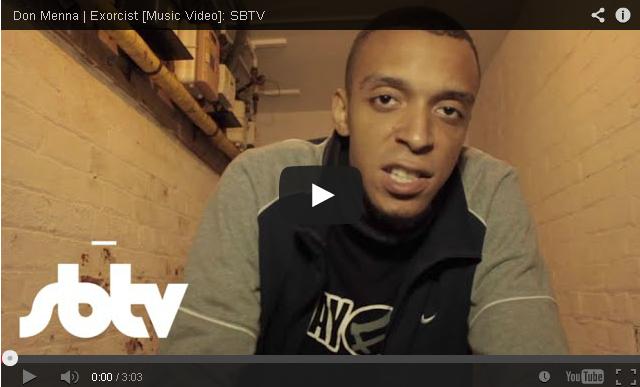 BRITHOPTV- [Music Video] Don Menna (@StayFreshMenna) – 'Exorcist' - #UKRap #UKHipHop