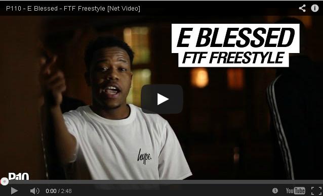BRITHOPTV- [Music Video] E Blessed (@EphraimBlessed) – 'FTF Freestyle' - #UKHipHop #UKRap