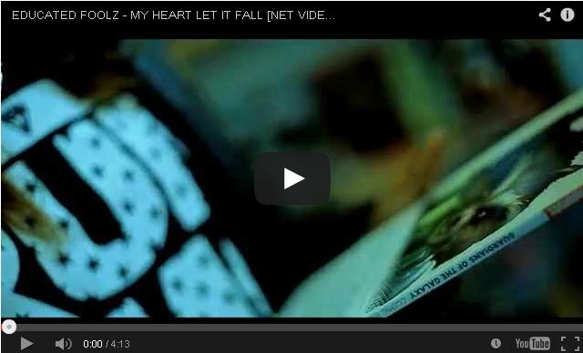 BRITHOPTV- [Music Video] Educated Foolz (@EducatedFoolz) – 'My Heart Let It Fall' #Nottingham [@TVToxic] - #UKHipHop #UKRap