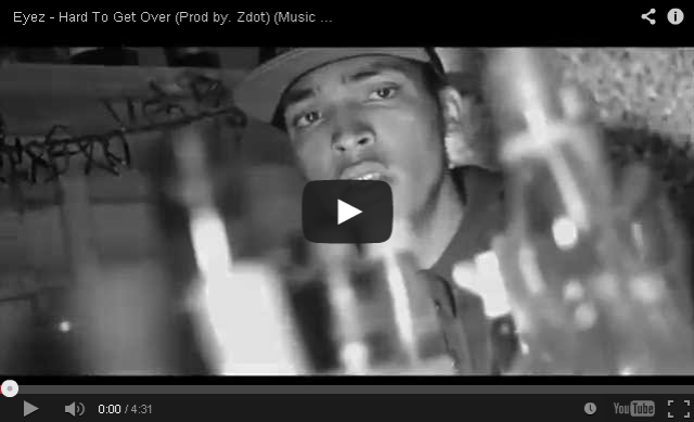 BRITHOPTV- [Music Video] Eyez (@Eyez_UK) – 'Hard To Get Over (Prod by. @ZdotProductions)' - #UKHipHop #UKRapc