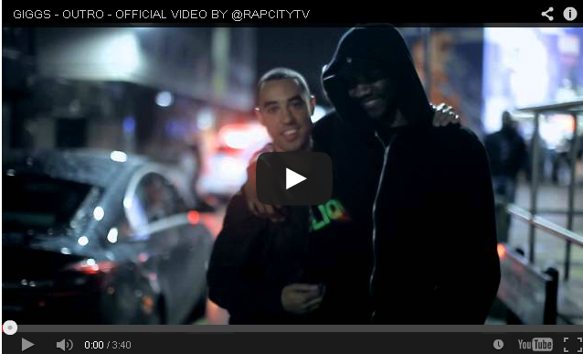 BRITHOPTV- [Music Video] Giggs (@OfficialGiggs) – 'Outro' - #UKRap #UKHipHop.