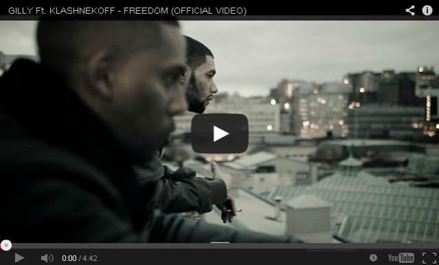 BRITHOPTV- [Music Video] Gilly (@GILLYMUSIK) – 'Freedom Ft. Klashnekoff (@Klashnekoff)' [Dir. @GlobalFaction] - #UKRap #UKHipHop