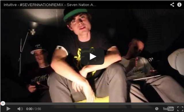 BRITHOPTV- [Music Video] Intuitive (@Intuitive96) – ' #SevenNationArmyRemix' - #UKRap #UKHipHop