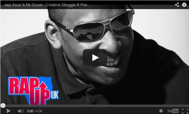 BRITHOPTV- [Music Video] Jaja Soze (@jajapdc ) & Mr Sozah (@mrsozah) – 'Creative Struggle Ft Phoebe Iron Dread' - #UKRap #UKHipHop