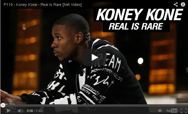 BRITHOPTV- [Music Video] Koney Kone (@KoneyKone) – 'Real Is Rare' - #UKRap #UKHipHop
