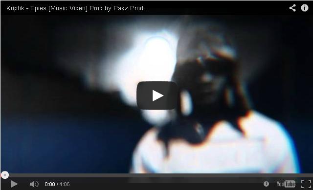 BRITHOPTV- [Music Video] Kriptik (@therealkriptik) – 'Spies' (Prod. @PakzProducer) [@LAHMEDIA] - #Grime