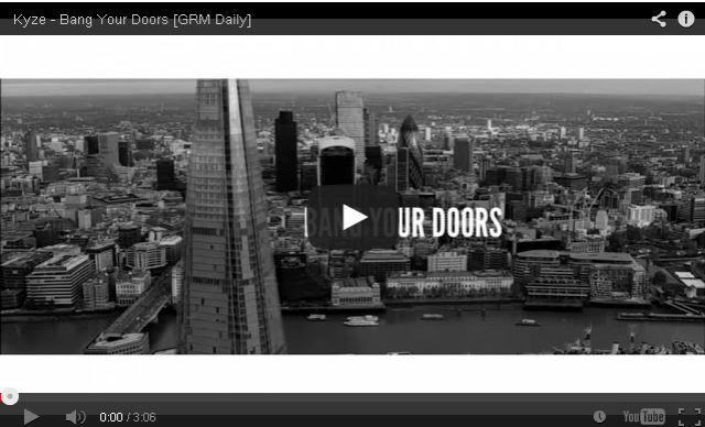 BRITHOPTV- [Music Video] Kyze (@KyzeOfficial) – 'Bang Your Doors' - #UKRap #UKHipHop.