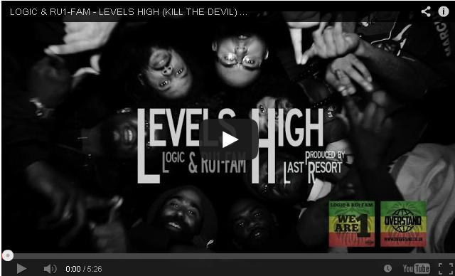 BRITHOPTV- [Music Video] Logic (@LogicArmy) & RU1 -Fam (@RU1FAM ) – 'Levels High (Kill The Devil)' 9Prod. @LastResortUK) [ Dir. @GlobalFaction] - #UKRap #UKHipHop.