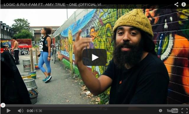 BRITHOPTV- [Music Video] Logic (@LogicArmy) & RU1-Fam (@RU1FAM) – 'One Ft Amy True (@Amy_True)' (Prod. @LastResortuk) [Dir. @GlobalFaction] - #UKRap #UKHipHop