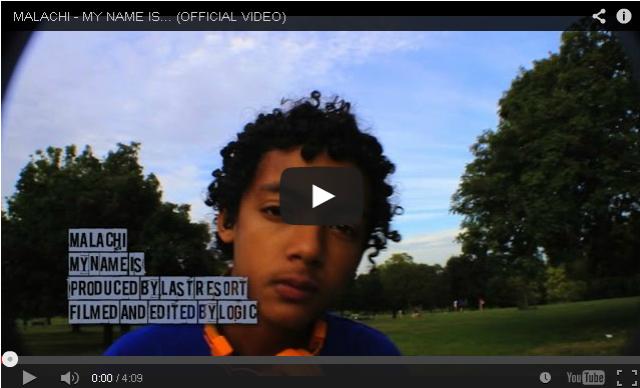 BRITHOPTV- [Music Video] Malachi (@Lyrical_Anomaly) – 'My Name is..' (Prod. @lastresortuk) [Dir. @GlobalFaction] - #UKRap #UKHipHop.