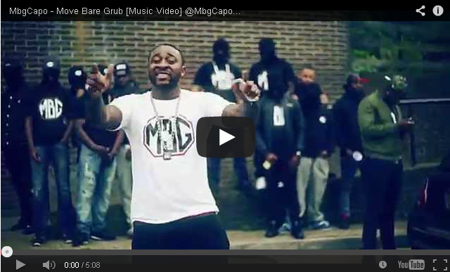 BRITHOPTV- [Music Video] MbgCapo (@MbgCapo1) – 'Move Bare Grub' - #UKRap #UKHipHop