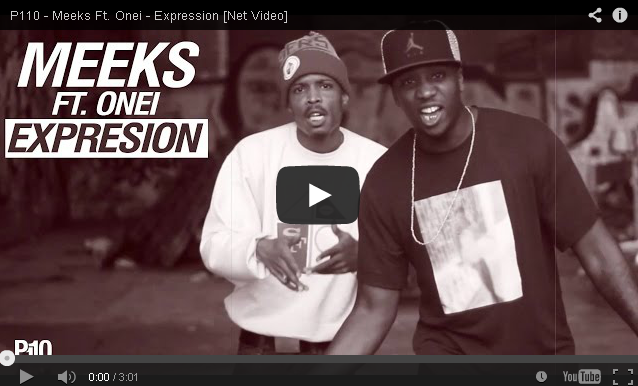 BRITHOPTV- [Music Video] Meeks (@MeeksSSQUAD) – 'Expression Ft. Onei (@oneiSSQUAD)' - #UKRap #UKHipHop.
