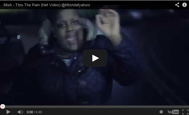 BRITHOPTV- [Music Video] Mish (@Mishdafyahsi) – 'Thru The Rain' - #UKRap #UKHipHop.