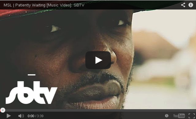 BRITHOPTV- [Music Video] MSL (@infamosmslsly1) – 'Patiently Waiting' - #UKRap #UKHipHop