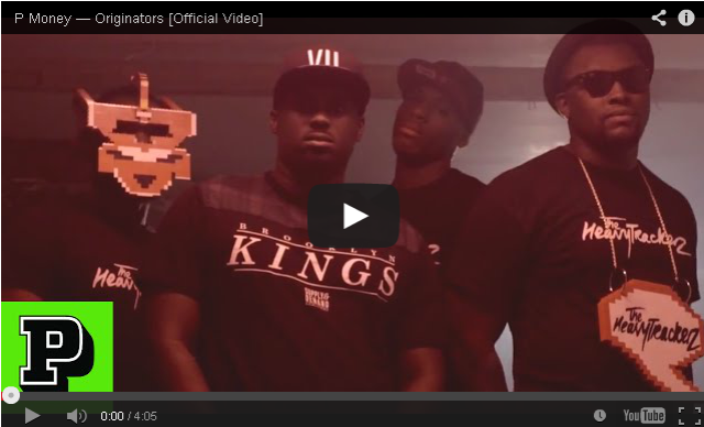 BRITHOPTV- [Music Video] P Money (@KingPMoney) – 'Originator' - #Grime