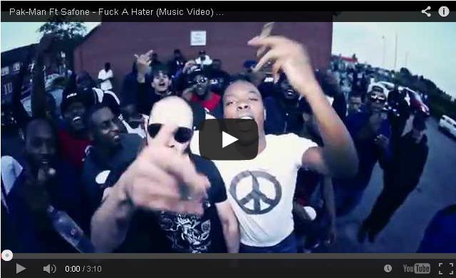 BRITHOPTV- [Music Video] Pak-Man (@PakManOnline ) – 'F--k A Hater Ft Safone (@SafoneStayFresh)' - #UKHipHop #UKRap.
