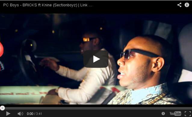 BRITHOPTV- [Music Video] PC Boys (@poundcoin_bu) – 'Bricks Ft. Knine (@Kninesqueeze4p)' - #UKRap #UKHipHop