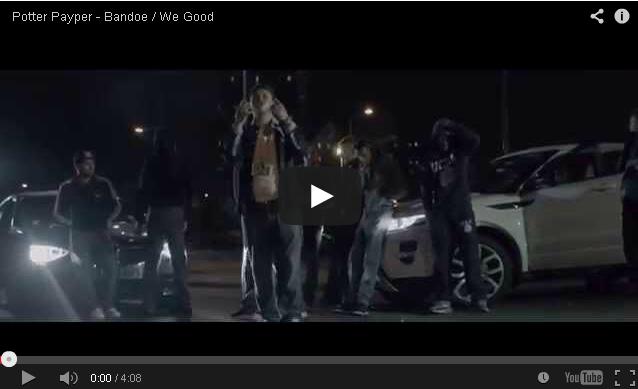 BRITHOPTV- [Music Video] Potter Payper (@ThePotterBK) – 'Bandoe - We Good' - #UKHipHop #UKRap