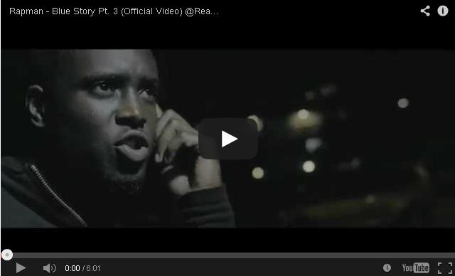 BRITHOPTV- [Music Video] Rapman (@RealRapman ) – 'Blue Story Pt. 3′ - #UKRap #UKHipHop