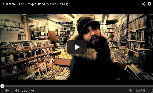BRITHOPTV- [Music Video] S.Kalibre (@S_kalibre) – 'Fire' [Dir & Prod. @Slapumugz] - #UKRap #UKHipHop