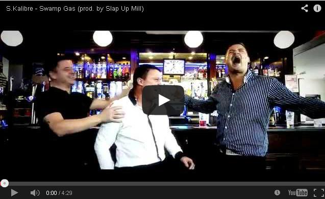 BRITHOPTV- [Music Video] S Kalibre (@S_Kalibre) – 'Swamp Gas' (Prod. @SlapUMugz) [@PrideVibes] - #UKHipHop #UKRap