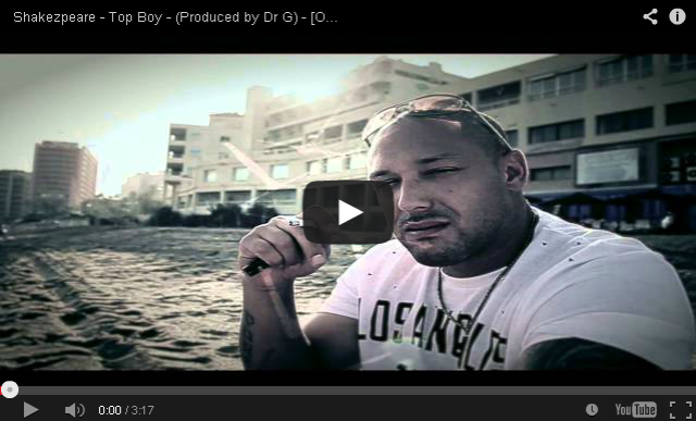 BRITHOPTV- [Music Video] Shakezpeare (@SHAKEZPEARE) – 'Top Boy' (Produced by Dr G) - #UKRap #UKHipHop