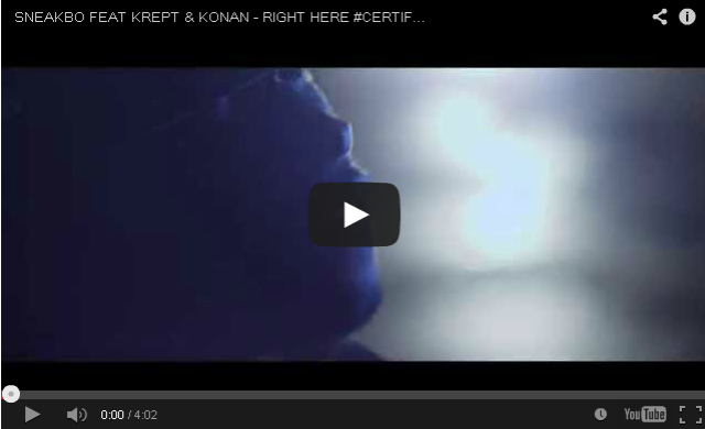 BRITHOPTV- [Music Video] Sneakbo (@Sneakbo ) – 'Right There Ft. Krept & Konan (@KreptandKonan)' - #UKRap #UKHipHop.