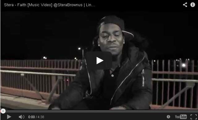 BRITHOPTV- [Music Video] Stera (@SteraBrownus ) – ' Faith' - #UKRap #UKHipHop