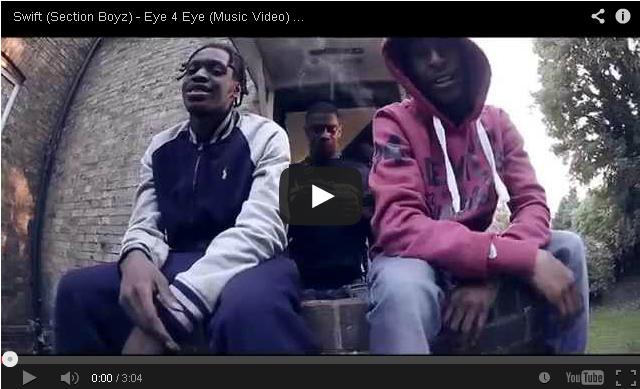 BRITHOPTV- [Music Video] Swift (@SwiftSqueeze4p) – 'Eye 4 Eye ' [@SectionBoyz] - #UKRap #UKHipHop