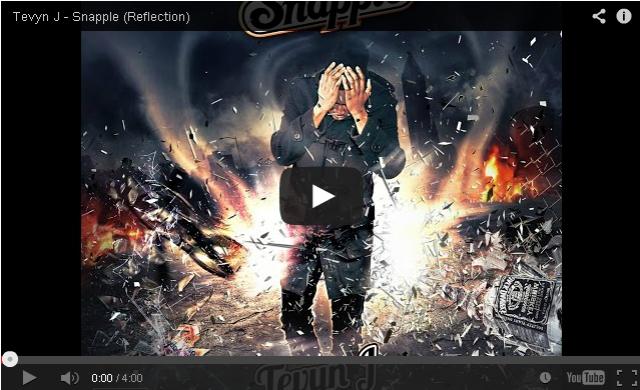 BRITHOPTV- [Music Video] Tevyn J (@TevynJ) – 'Snapple (Reflection)' - #UKRap #UKHipHop