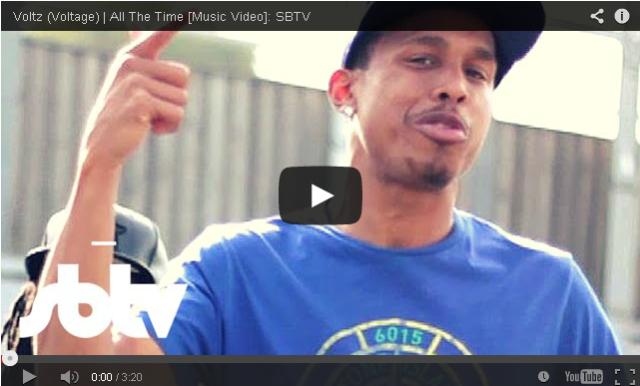 BRITHOPTV- [Music Video] Voltage (@VoltageOfficial) – 'All The Time' - #UKRap.