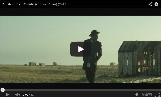 BRITHOPTV- [Music Video] Wretch 32 (@Wretch 32) – '6 Words' - #UKMusi