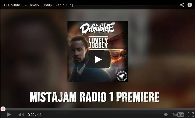 BRITHOPTV- [New Music] D Double E (@DdoubleE7) – 'Lovel Jubbly' [Radio Rip]' - #Grime #UKRap