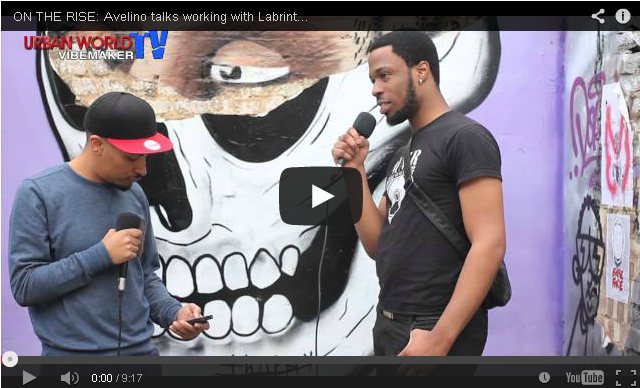 BRITHOPTV- [Video Interview] Avelino (@officialAvelino) talks working with Labrinth (@Labrinthda1st), Wretch 32 (@Wretch32) co-sign, 'Iconic ambition' Philosophy - #UKHipHop #UKRap