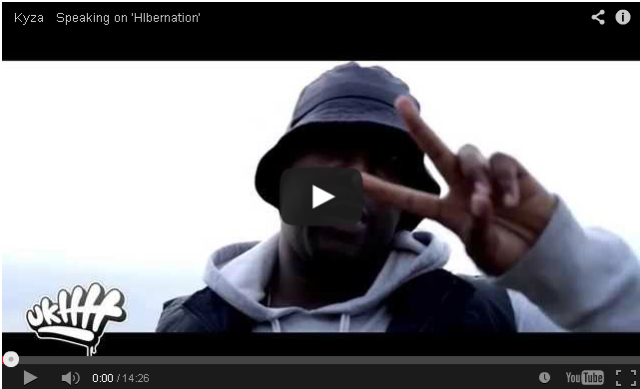 BRITHOPTV- [Video Interview] Kyza Smirnoff (@MrSaySo) talks about his 'Hibernation' album [@UKHHCom] - #UKHipHop #UKRap