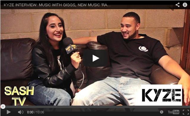 BRITHOPTV: [Video Interview] Kyze (@KyzeOfficial) Interview: Music with Giggs (@OfficialGiggs) , New Music 'Rap Giants' Ft. Youngs Teflon (@YoungsTeflon), Kyze AM + More [@SashtoonTV] | #UKRap #UKHipHop