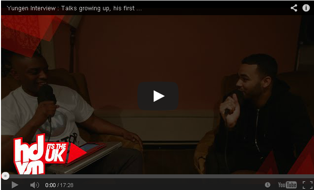 BRITHOPTV- [Video Interview] Yungen (@YungenPlayDirty) interview - Talks growing up, his first mixtapes, Playdirty, Black & Red + More - HDVSN #BritainsGotBarz - [@HDVSN] - #Grime -